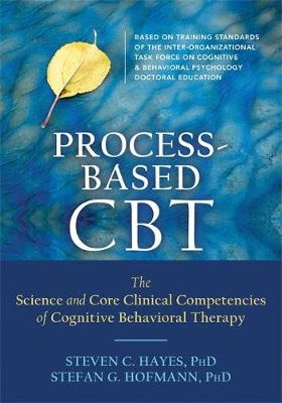 Process-based CBT The Science and Core Clinical Competenicies of Cognitive Behavioral Therapy hayes hfmann Acceptance and Committment Therapy.jpg