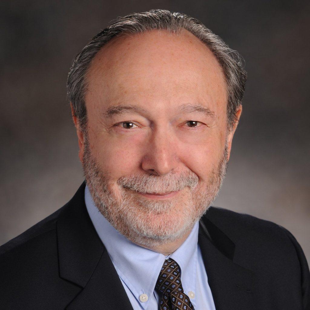 Photo of Dr. Stephen Porges