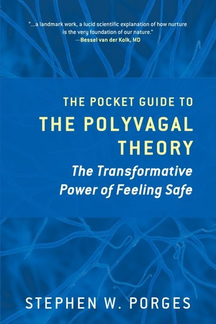 Book cover Pocket Guide to The Polyvagal Theory