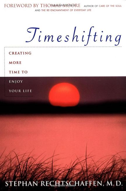 Timeshifting book cover